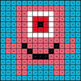 2-Digit by 1-Digit Division - Monster Mystery Picture - Google Forms
