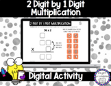 2 Digit by 1 Digit Multiplication for Google™ Classroom |