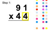 2-Digit by 2-Digit Multiplication