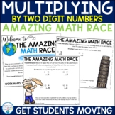 2-Digit by 2-Digit Multiplication Review (Amazing Math Race)