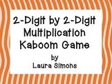 2-Digit by 2-Digit Multiplication Kaboom