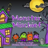2-Digit by 2-Digit Multiplication Monster Mischief