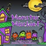 2-Digit by 2-Digit Multiplication Monster Mischief
