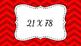 2 Digit by 2 Digit Multiplication Task Cards