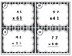 2 Digit by 2 Digit Multiplication using Area Model Task Cards