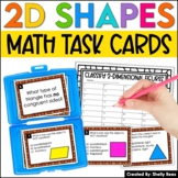 2D Shapes - 2-Dimensional Shapes Classification Task Cards