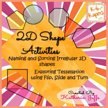 2 Dimensional Shape