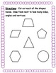 2-Dimensional Shape Book - Common Core Aligned