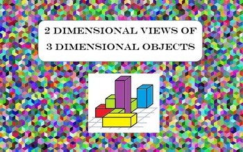 Perspective Drawing: 2 Dimensional Views of 3 Dimensional Objects