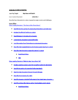2.ELA.RL.3 LEARN & PRACTICE