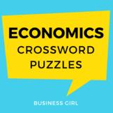 Economics Crossword Puzzles