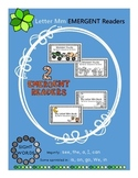 2 Emergent Readers - Letter Mm Theme
