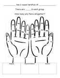 2 Equal Handfuls Intro to Multiplication