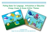 FREE Fishing Game for Speech Therapy