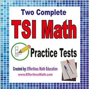 This is a photo of Printable Tsi Practice Test inside tsi assessment