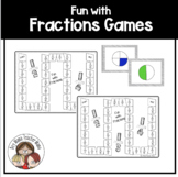 2 Fun with Fractions Games