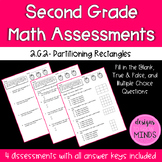 2.G.2 Assessments- Partitioning Rectangles
