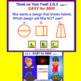 2.G.3 Interactive Test Prep Game - Jeopardy 2nd Grade Math: Into Equal Shares