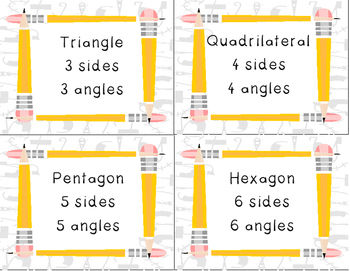 Geometry Task Cards CCSS.Math.Content.2.G.A.1