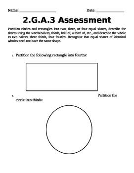 2.G.A.3 Assessment