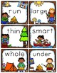 Synonyms & Antonyms Games, Worksheets, Craftivity