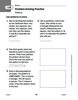 2 Grade Math Worksheets