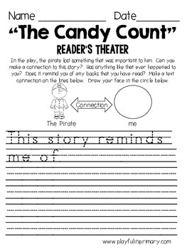 Reader's Theater Plays: Halloween: 2 Parts/ 2 Plays