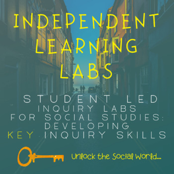 2 Inquiry Based Learning Labs: The 13 Colonies and Massachusets Bay Colony