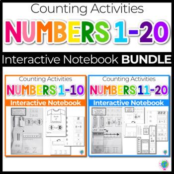 Interactive Math Notebooks: Interactive Mini-Books for Num
