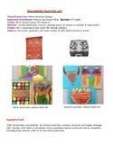 2 Intermediate Art Units: Native American Designs (Navajo