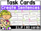 2.L.1f - 240 Task Cards BUNDLE (Expand, Combine, and Creat