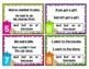 2.L.1f - Combine Simple Sentences - 80 Task Cards
