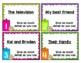 2.L.1f - Create Sentences - 80 Task Cards