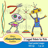 2 Legged Robots for Kids
