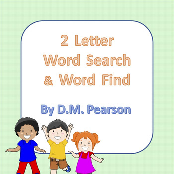 2 Letter Word Search & Word Find