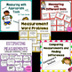 Second Grade Math Task Cards Bundle- 2.MD.1, 2.MD.2, 2.MD.3 2.MD.4, and 2.MD.5