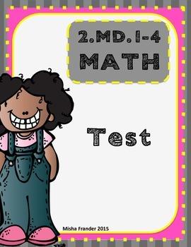 2.MD.1-4 Math Test
