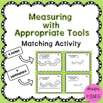 2.MD.1 Matching Activity