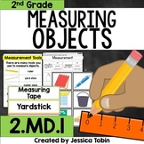 2.MD.1 Measuring Objects with Appropriate Tools, Measurement Unit 2.MD.A.1