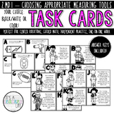 2.MD.1 Task Cards | Choosing the right measurement tool