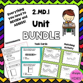 2.MD.1 Unit Bundle!