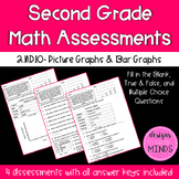 2.MD.10 Assessments- Bar Graphs & Picture Graphs