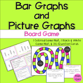 2.MD.10 Board Game- Bar Graphs and Picture Graphs