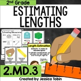 2.MD.3 Estimating Lengths, Estimating Measurements, Length Estimation 2.MD.A.3