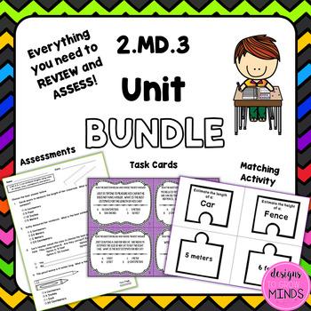 2.MD.3 Unit Bundle!