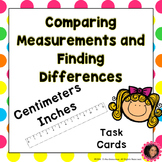 2.MD.4- Comparing and Finding Differences with Inches and