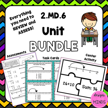 2.MD.6 Unit Bundle!