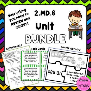 2.MD.8 Unit Bundle!