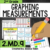 2.MD.9 Graphing Measurements and Line Plots
