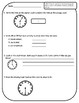 2.MD.C.7 Assessments - Telling Time to the Nearest 5 Minutes